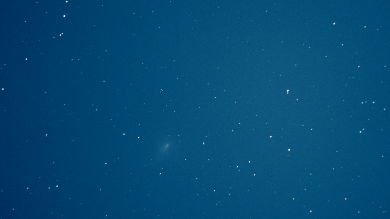 image from Comets are annoying
